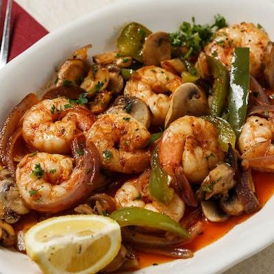 Broiled Shrimp Scampi