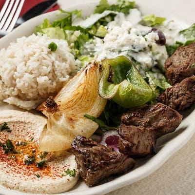Beef Shish Kabob (Tenderloin)