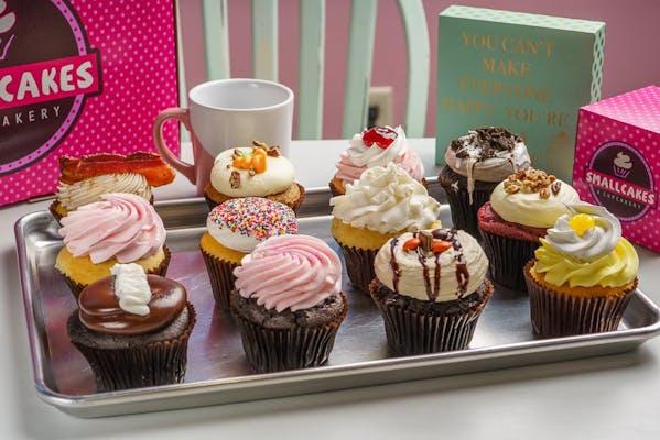 Assorted Dozen Regular Cupcakes