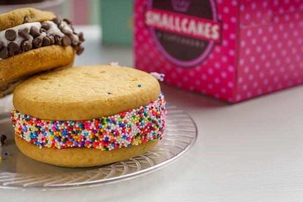 Sugar Cookie Sandwich