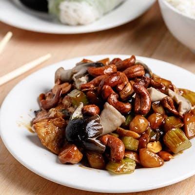 Shrimp & Cashew Nuts