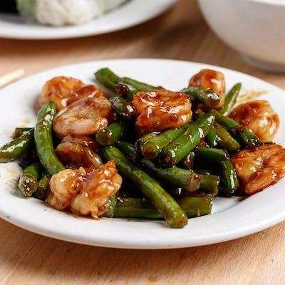 Shrimp & Green Beans