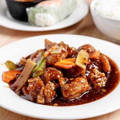 The General Tsao's Chicken