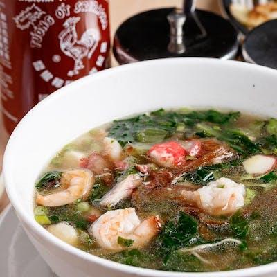 BBQ Pork & Shrimp Combo