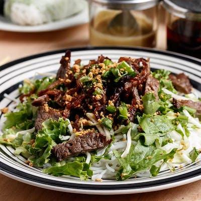 Sliced Beef Combo