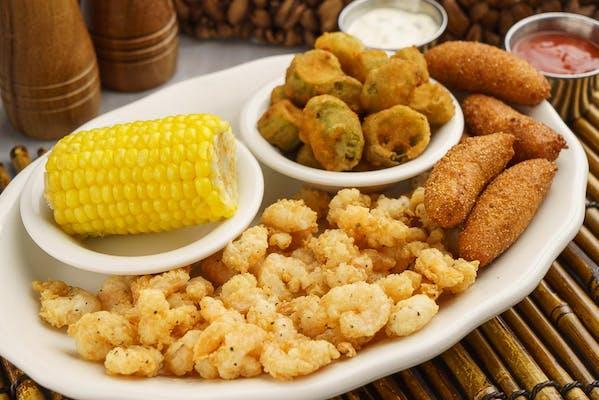 Fried Shrimp Entrée
