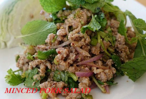 Chef Special Larb