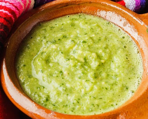 Side Guacamole Salsa