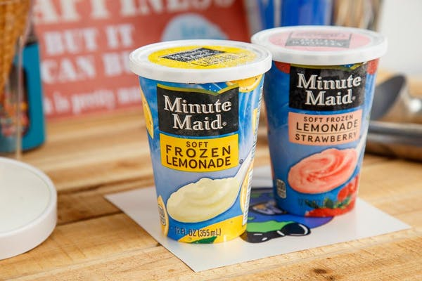 Minute Maid Cup