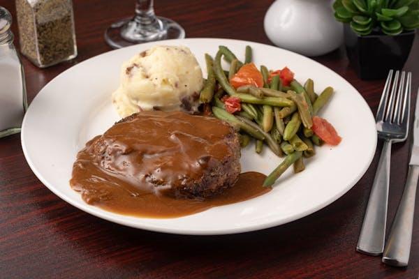 Smothered Steak
