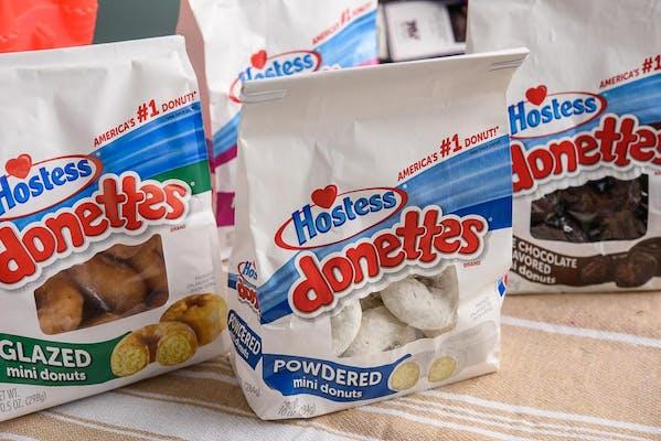 Hostess Donuts