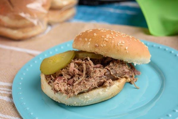 Pork BBQ Sandwich
