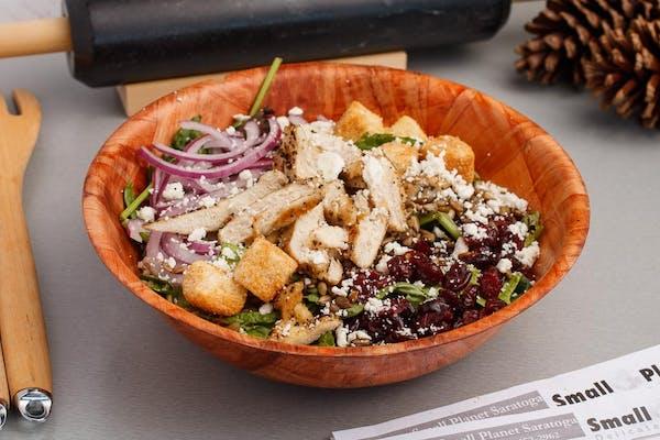 Chicken Cranberry Sunflower Salad