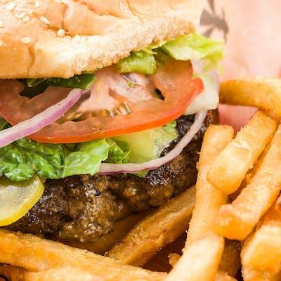 Nina P Burger