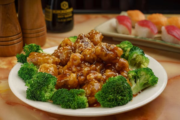 S6. Sesame Chicken