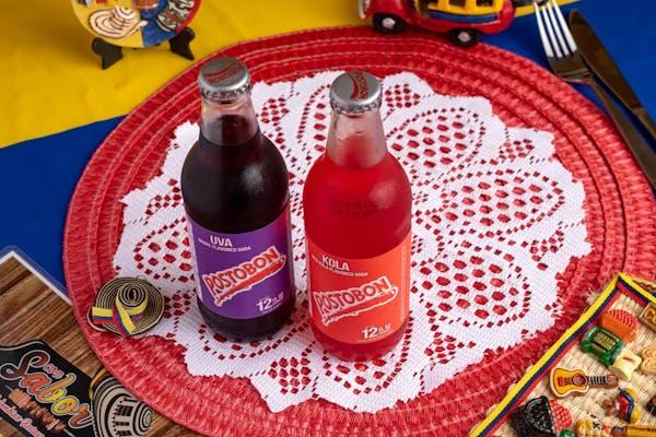 Manzana Postobón Drink