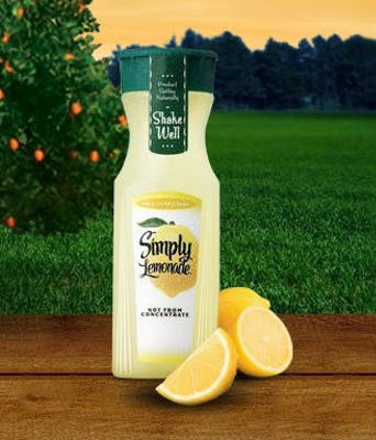 Simply Lemonade or Limeade