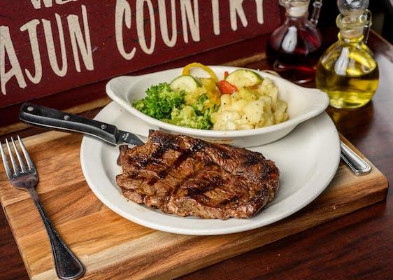 Boudreaux's Signature Steak 16oz