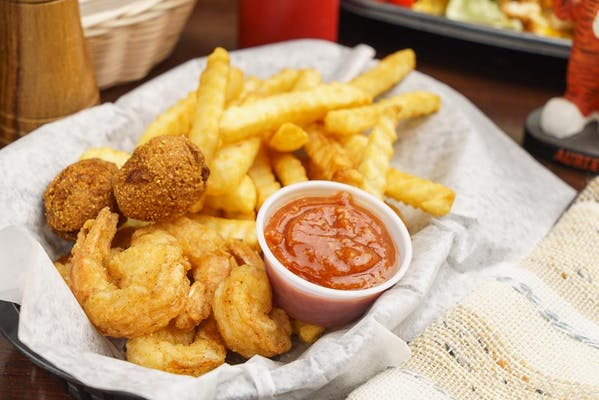 Breezeway Shrimp Snack