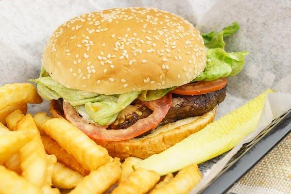 Breezeway Bubba Burger