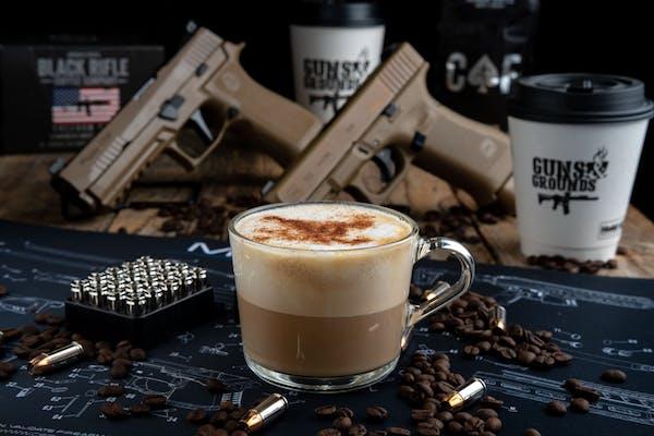 Caliber Cappuccino