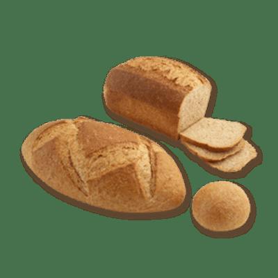 (100%) Whole Wheat Bread