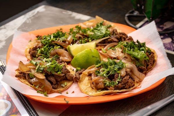 (5) Mini Tacos