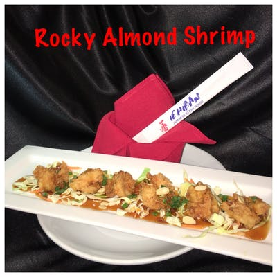 Rocky Almond Shrimp