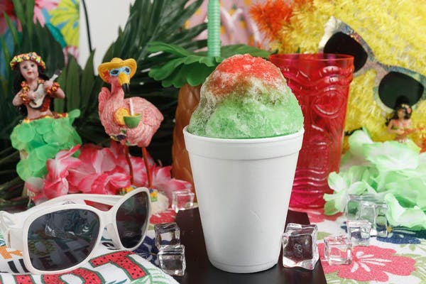 Create Your Own Shaved Ice