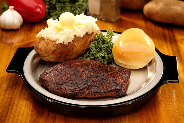 (12 oz.) Lean Top Sirloin Steak