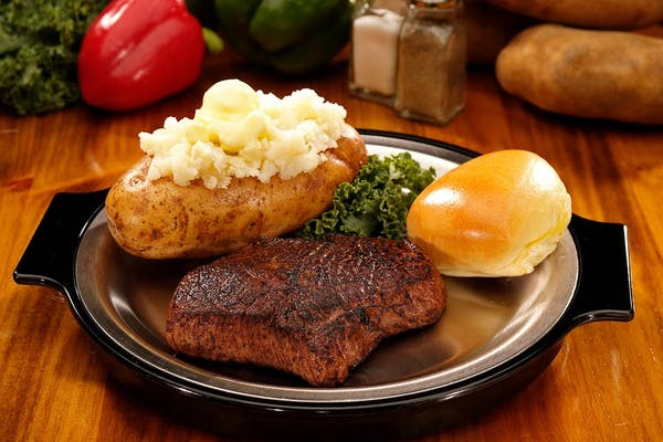 (9 oz.) Lean Top Sirloin Steak