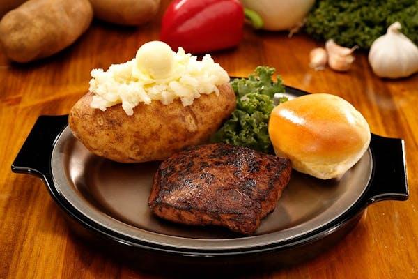 (8 oz.) Lean Top Sirloin Steak
