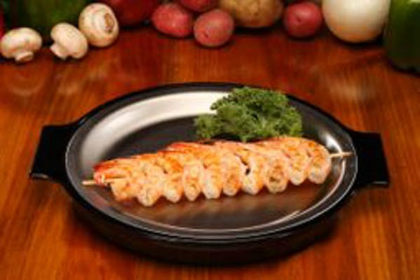 Grilled Shrimp Skewer