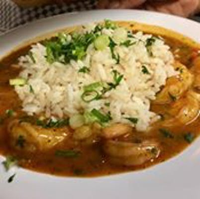 Lake Charles Crawfish Étouffée