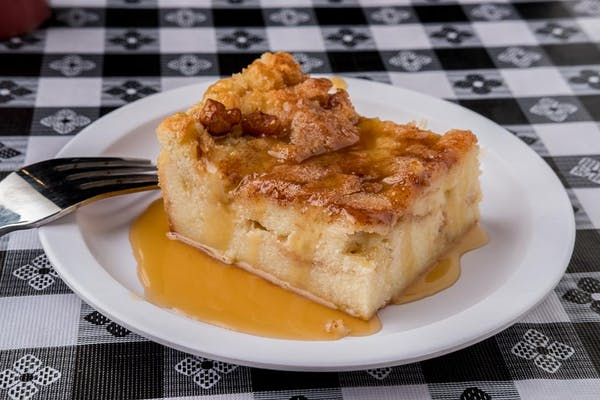 New Orleans Warm Bread Pudding