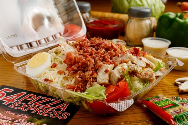 Grilled Chicken & Bacon Salad