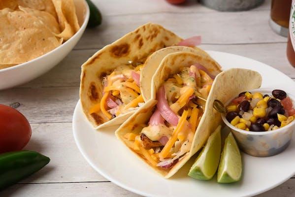 Gulf Triggerfish Tacos