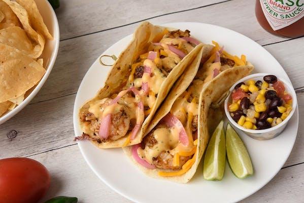 Gulf Shrimp Tacos