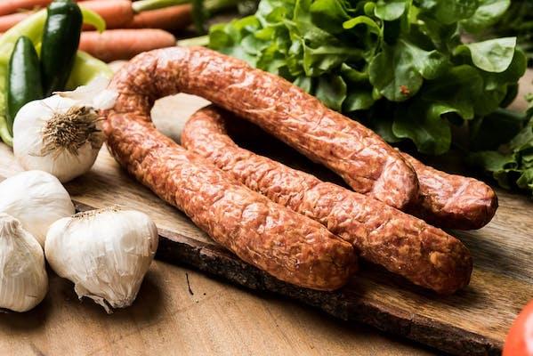 Polish Ring-Style Sausage
