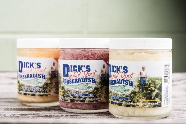 Dick's Horseradish Sauce