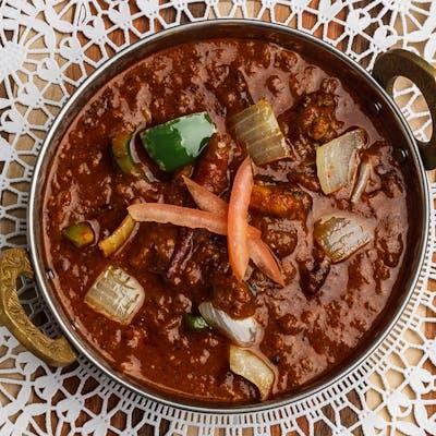 Kadai Curry