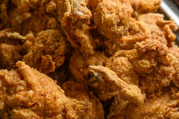 Mixed Fried Chicken