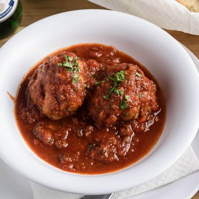Russo's Famous Homemade Meatballs