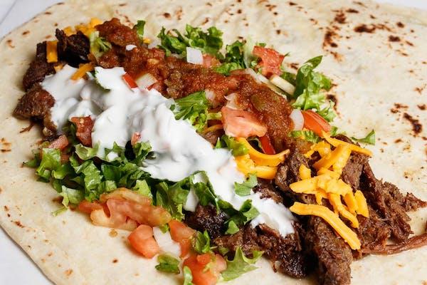 Fajita Supreme Burrito