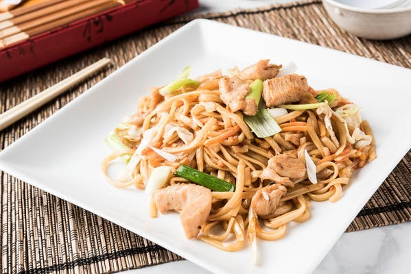 Chicken Lo Mein