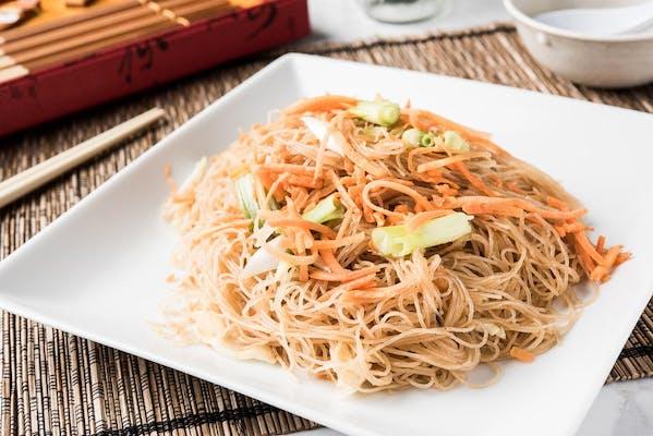 Vegetable Chow Mei Fun