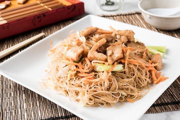 Chicken Chow Mei Fun