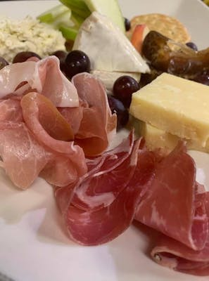Charcuterie & Artisan Cheeses