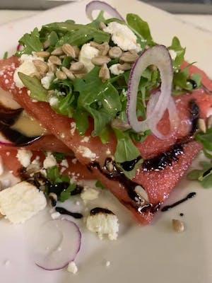 Alabama Watermelon Salad