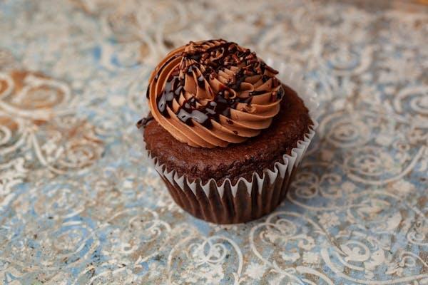 Chocolate Coma Cupcake